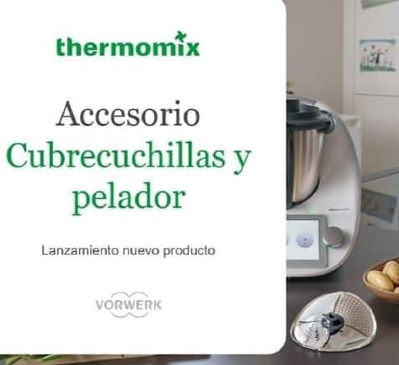 Nuevo Modo Thermomix® Pelador