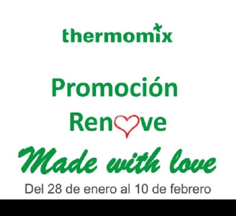Estimado cliente de Thermomix® Tm21 y Tm31. Villanueva de la Serena / Don Benito (Badajoz)
