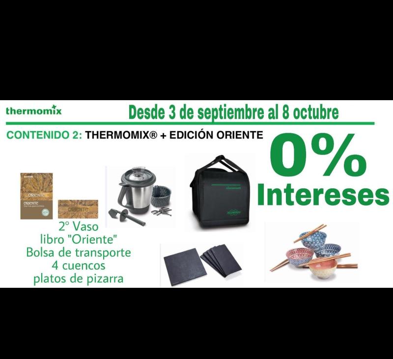 ORIENTE 0% INTERÉS