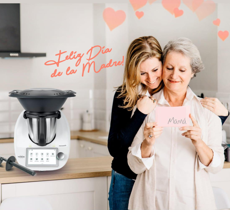 Día de la Madre 2020 - Regala, Regálate Thermomix®