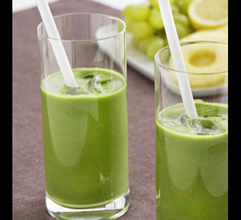 Smoothie verde -