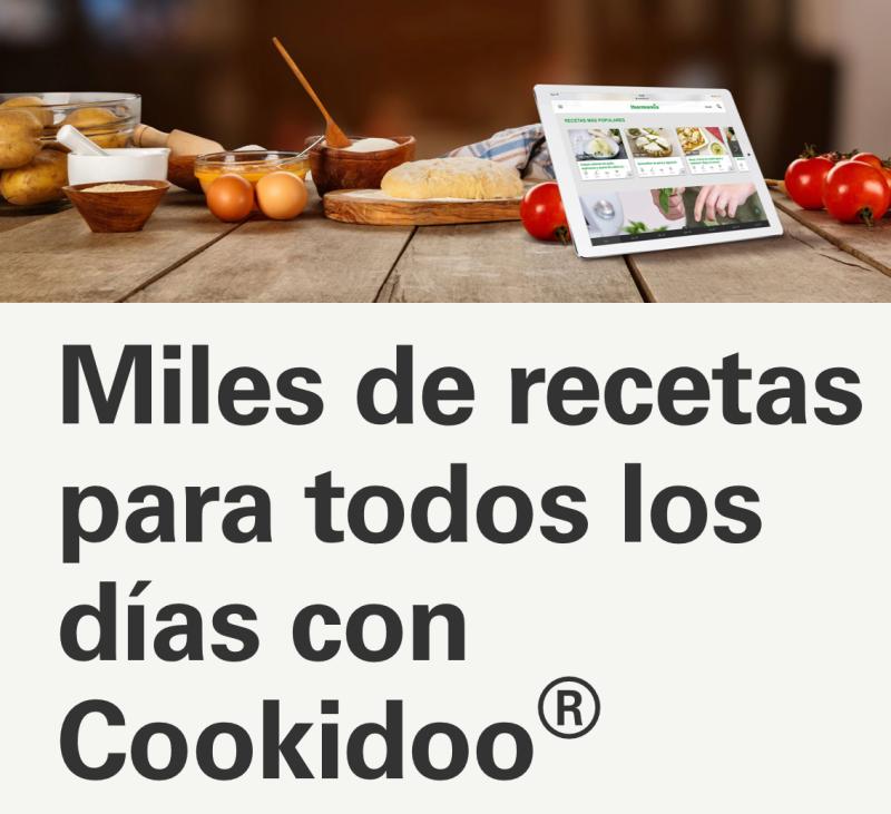 #TM6LOVERS #COOKIDOO - Descubre todo lo que puedes hacer con cookidoo