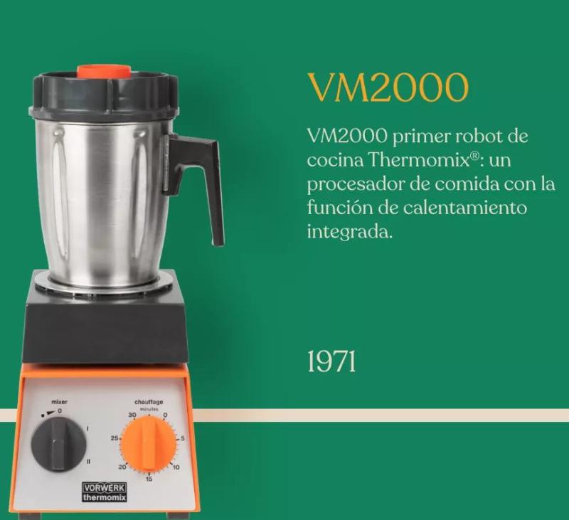 50 anos de Thermomix®