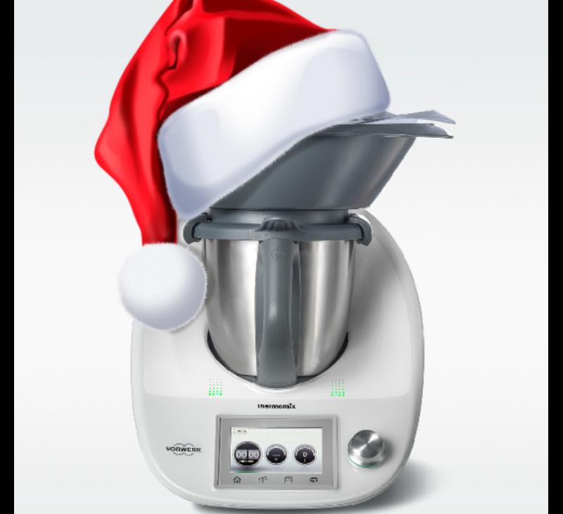 Feliz Navidad con Thermomix®