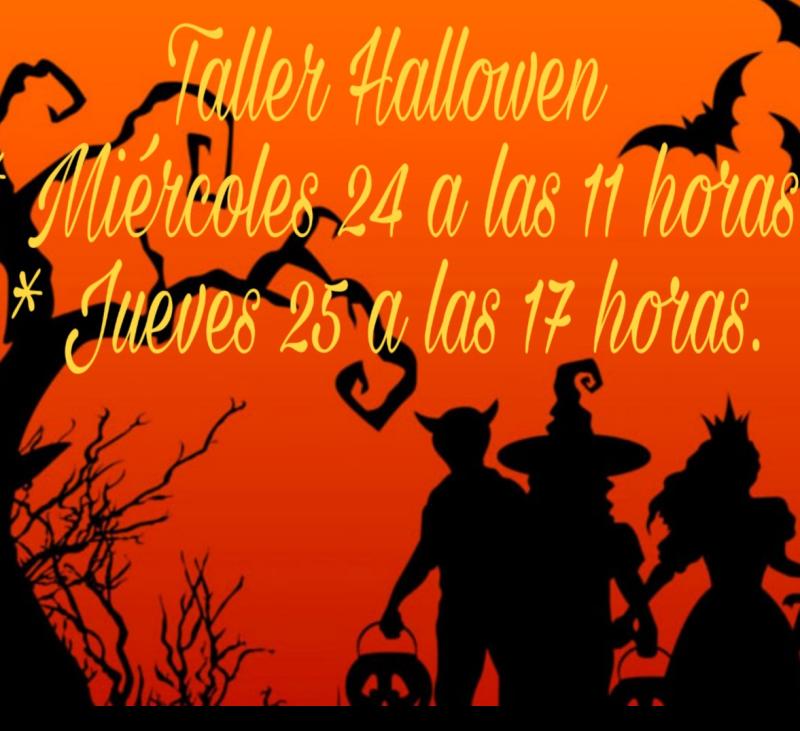 Talleres de Halloween en Aljarafe de Thermomix® .