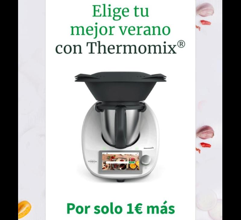 ELIGE TU MEJOR VERANO CON Thermomix®