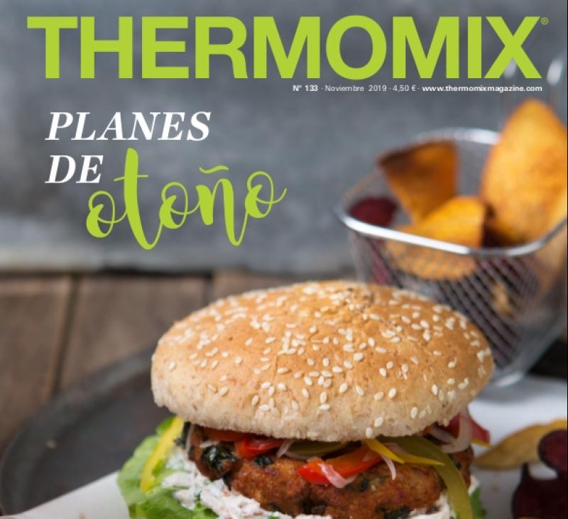 Thermomix® MAGAZINE NOVIEMBRE 2019