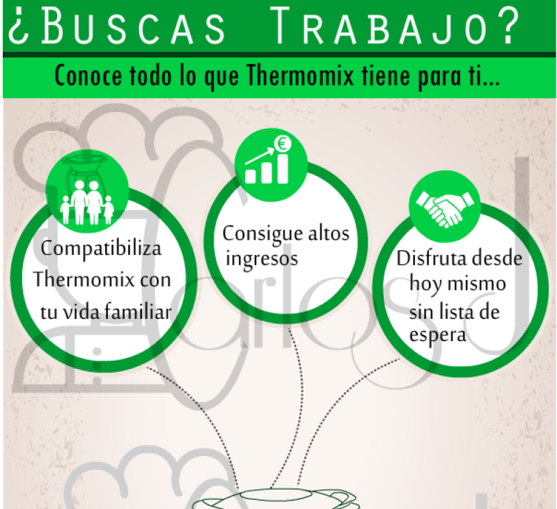 Thermomix® SIN PAGAR y UNA GRAN CARRERA PROFESIONAL.