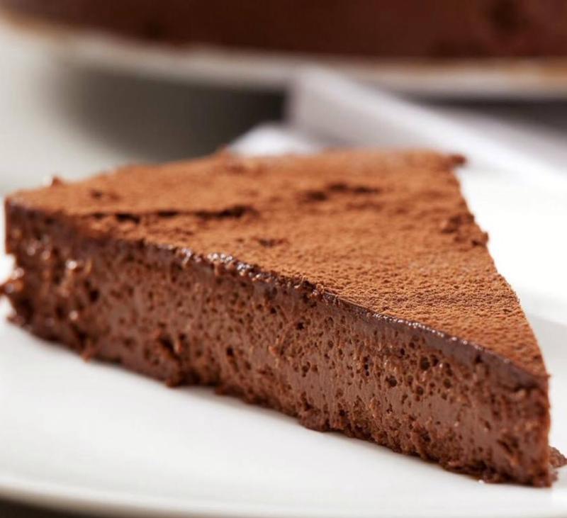 Marquesa de Chocolate......Especial para Sorprender a tus amigos !