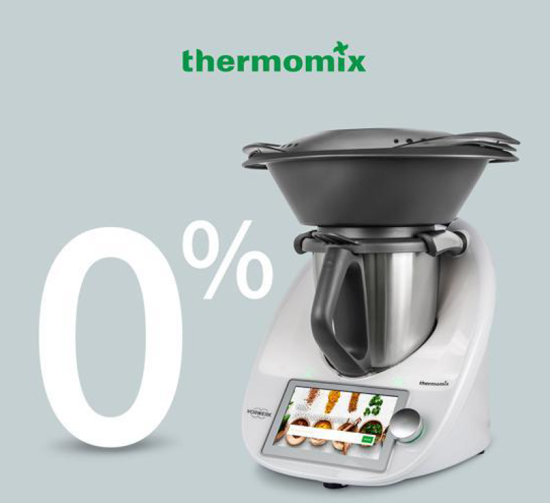 Theromix TM6 0% interés más fácil que nunca!