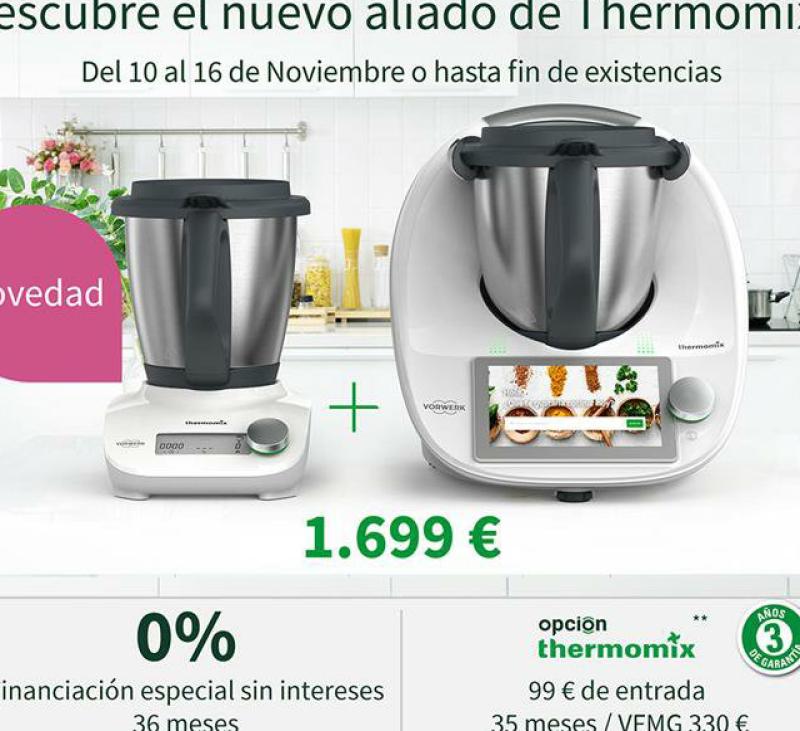 NUEVO Thermomix® FRIEND - Thermomix® - DON BENITO - BADAJOZ