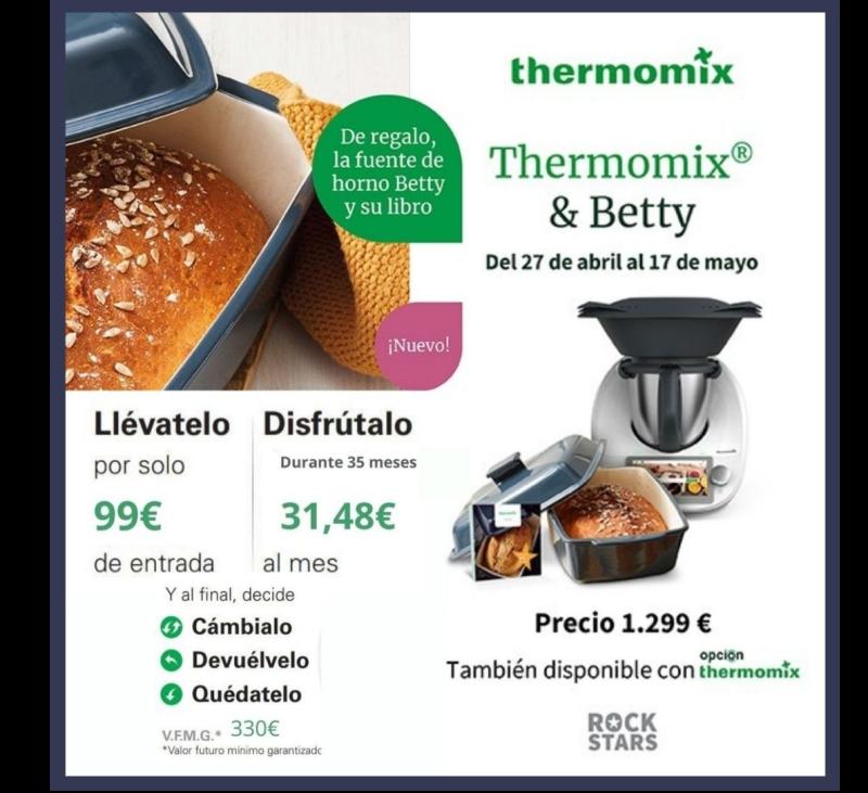 Comprar el Thermomix® TM6 con regalo