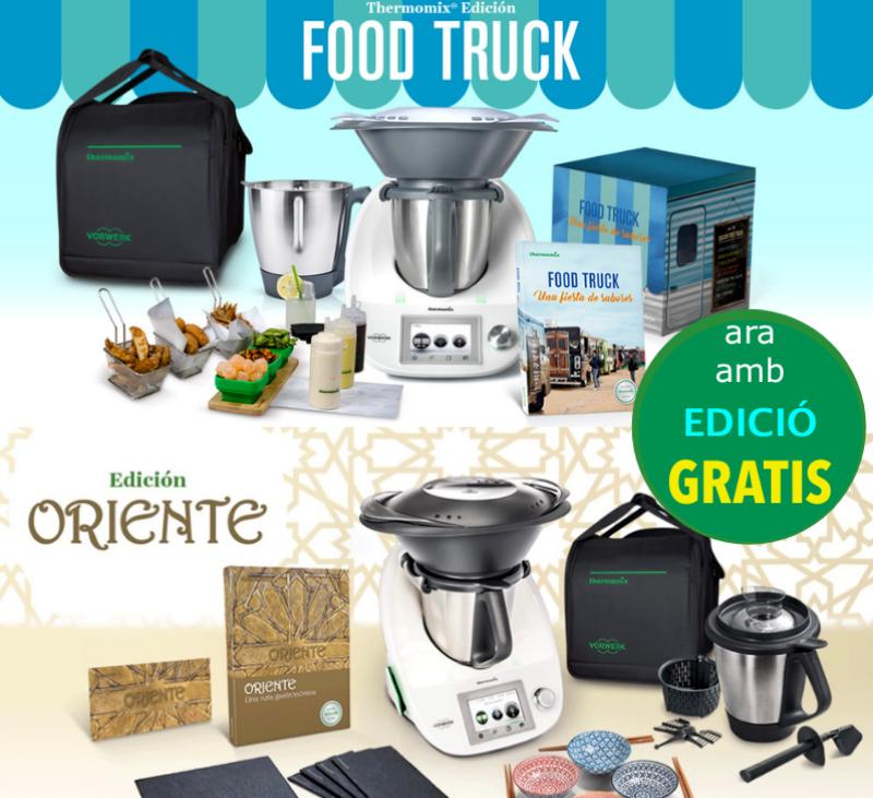 LIQUIDACIÓ TM5: edició ORIENTE / FOOD-TRUCK, per 1.199€