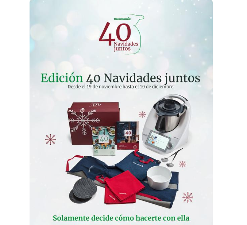 40 NADALS AMB Thermomix® .