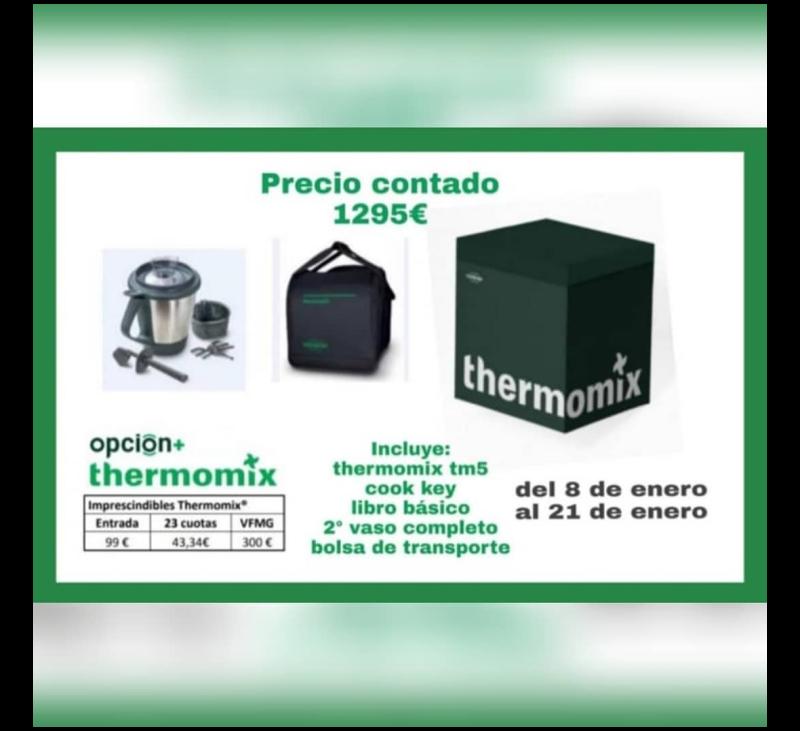 Edición Imprescindibles de Thermomix®