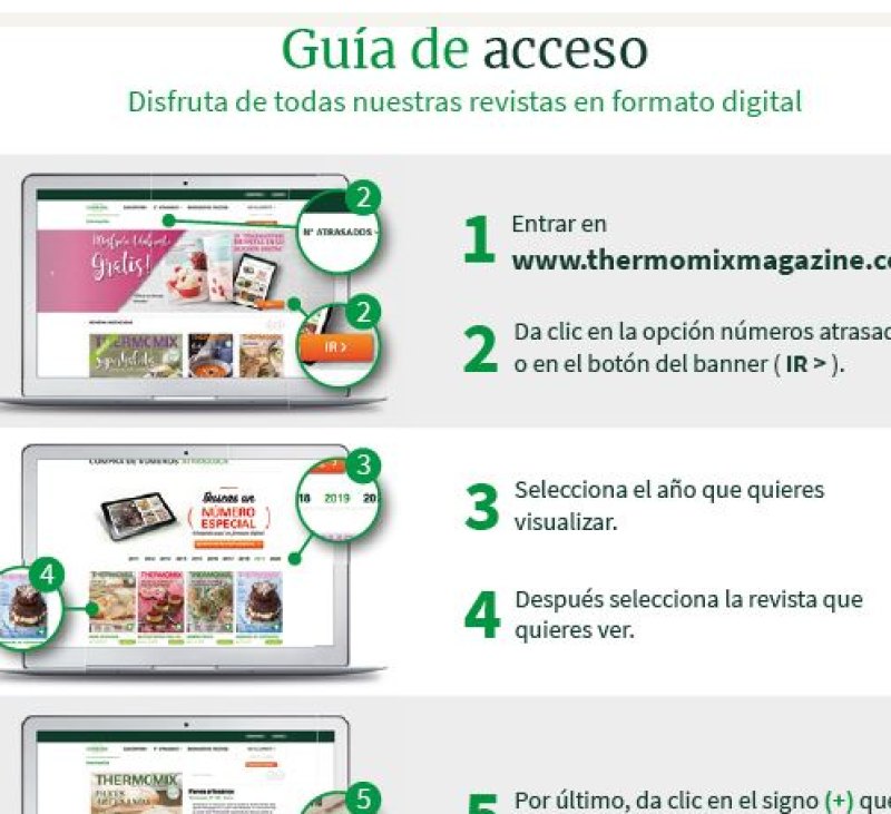 Informacion revista Thermomix®