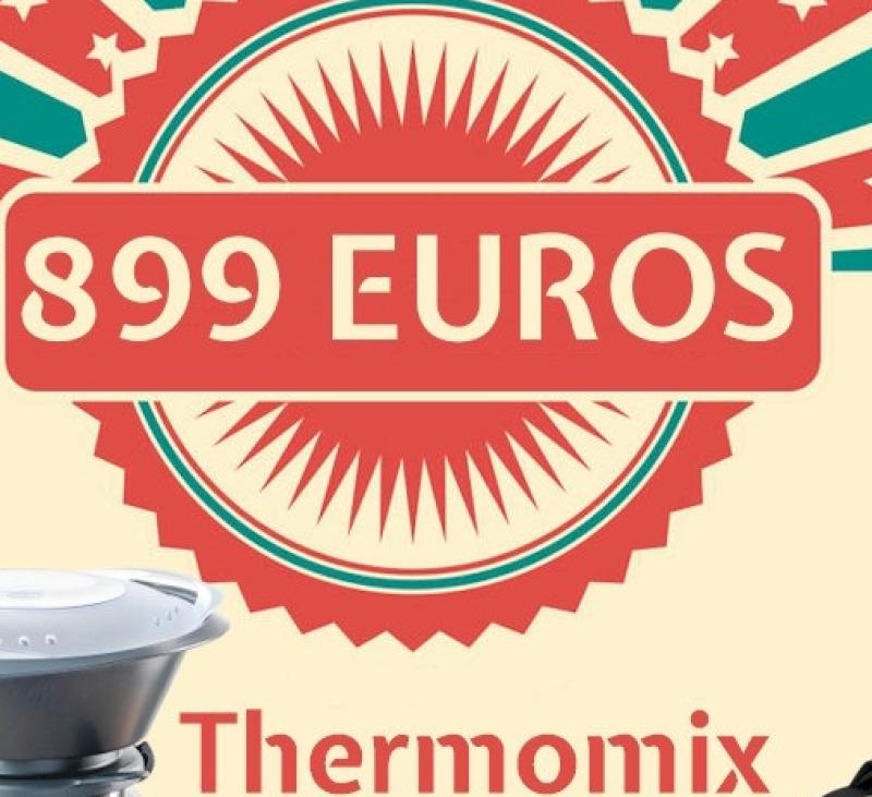 LA FORMA MÁS ECONÓMICA DE TENER TU Thermomix®