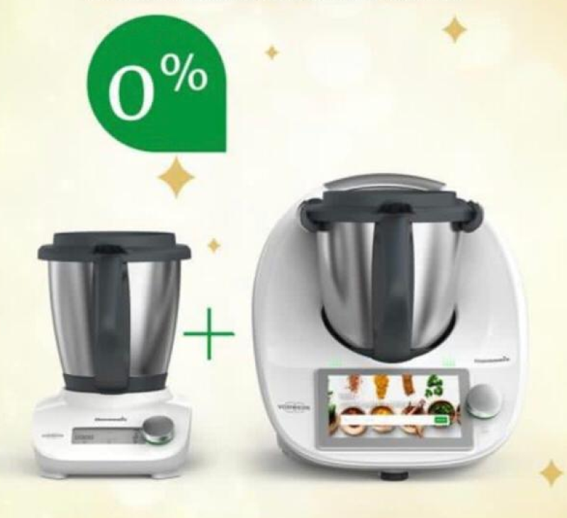 Thermomix® FRIENDS PARA COCINAR EN PARALELO