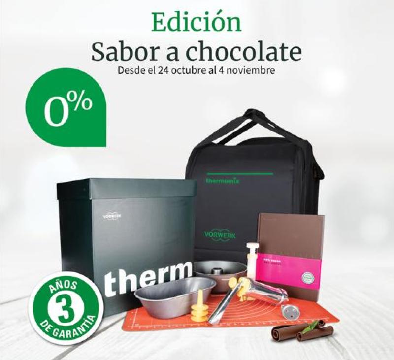 Edició SABOR A CHOCOLATE - amb Thermomix®