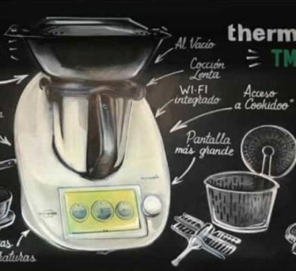 UN NUEVO Thermomix® TM6