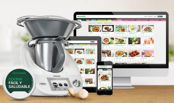 COOKIDOO, plataforma de recetas Thermomix® - Noticias Blog ...  COOKIDOO, plata...