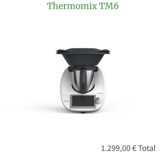 Edicion BEBÉ con Thermomix® - el mejor regalo.