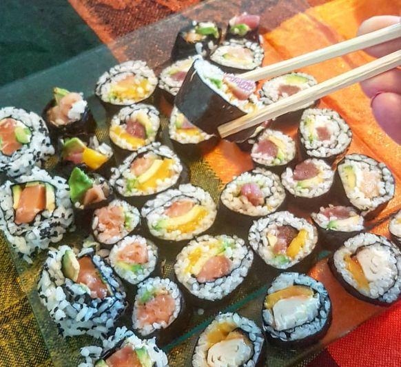sushi amb Thermomix®
