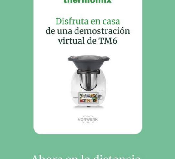DEMOSTRACIÓN VIRTUAL #TRABADODESDECASA
