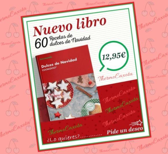 DULCES DE NAVIDAD- Nuevo libro recetas