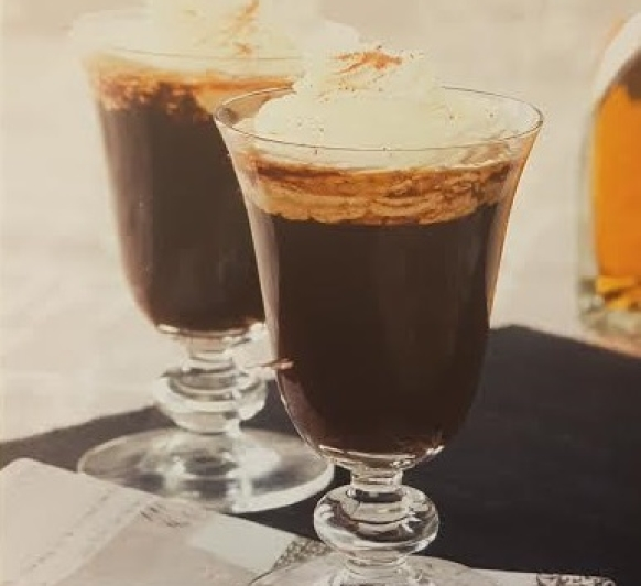 CAFE IRLANDES CON Thermomix®
