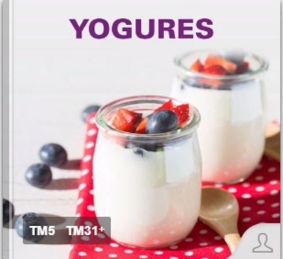 YOGUR LÍQUIDO DE PIÑA COLADA - Colección yogures de Cookidoo.es
