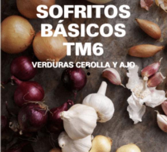 SOFRITOS BÁSICOS TM6