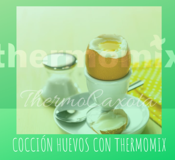 COCCIÓN DE HUEVOS CON Thermomix® ¿CÓMO TE GUSTAN A TI?