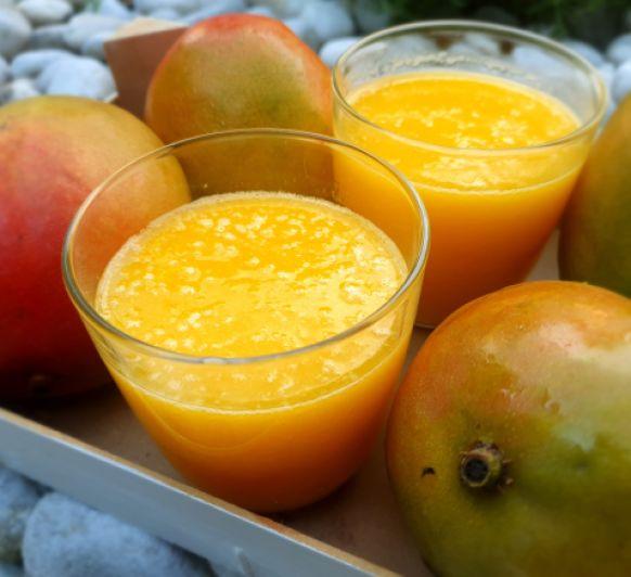 Suc de Mango i Gingebre