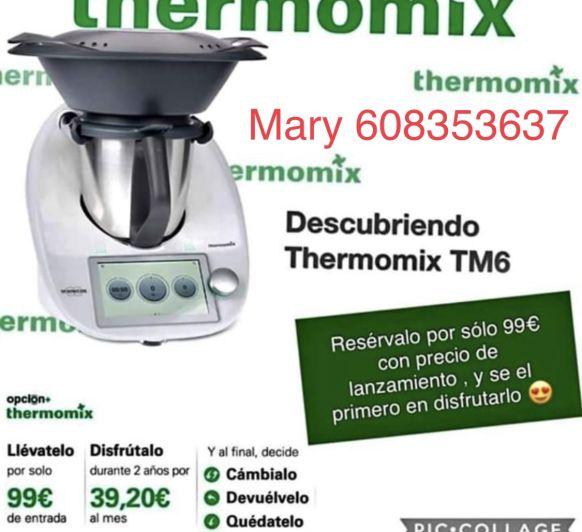 Comprar Thermomix® TM6