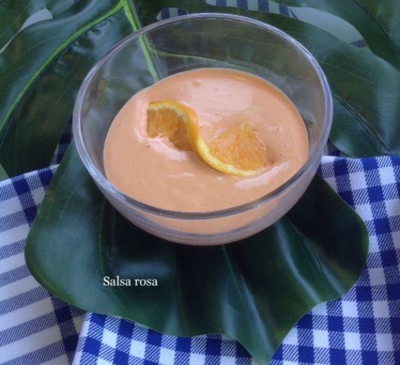 Salsa Rosa