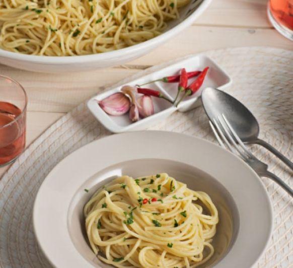 La pasta italiana
