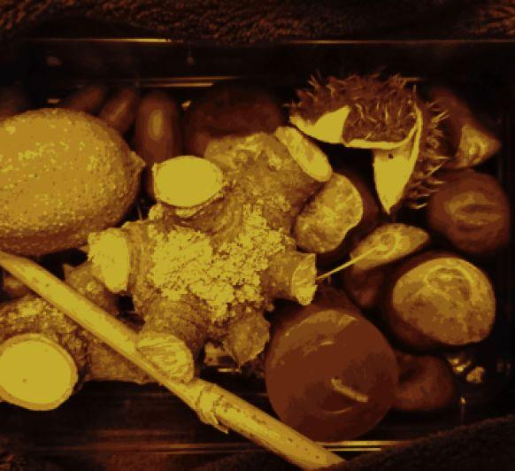 Hoy Barbastro huele a castañas y anís, haz magia con Thermomix® !!