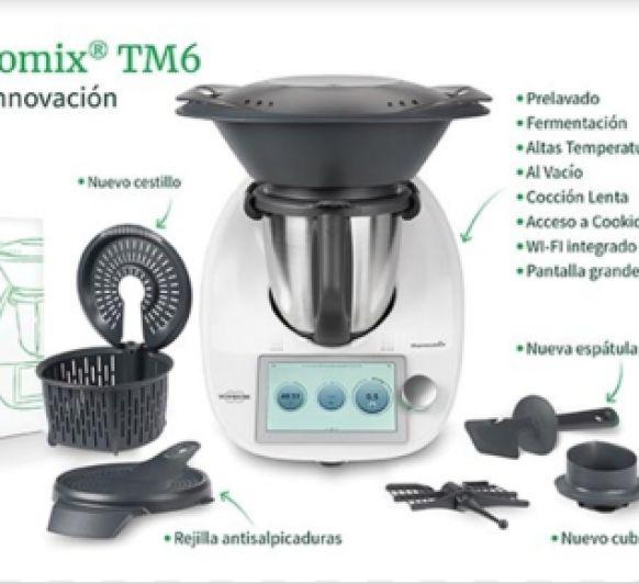 Thermomix® TM6 Siente la innovación