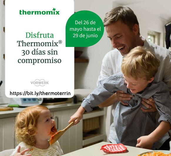 Thermomix® - LLÉVATE CHEQUE REGALO DE 50€ y pruébala gratis