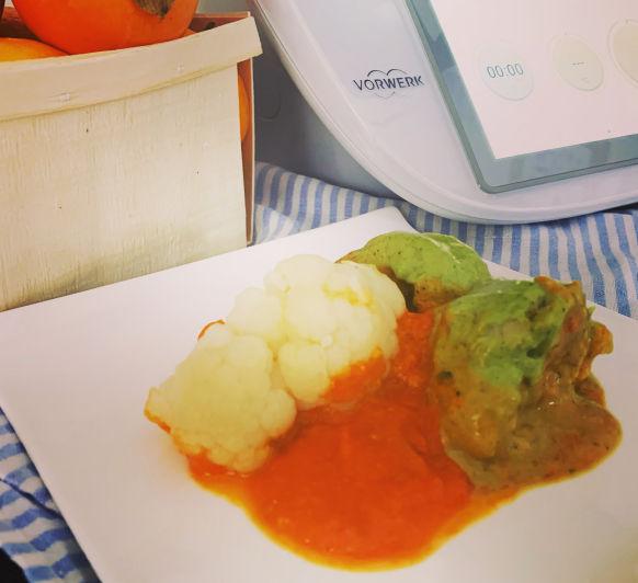Comer coliflor sin protestar