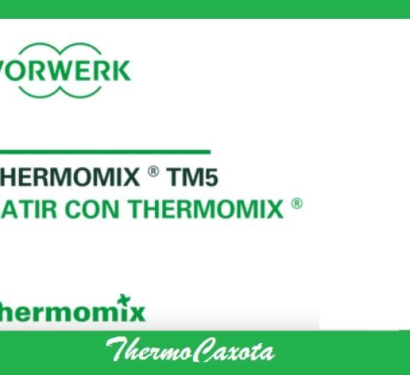 BATIR CON Thermomix®
