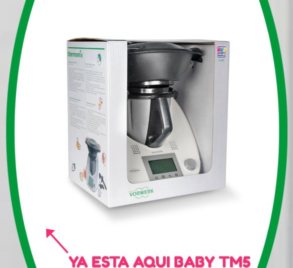 BABY TM5 EL JUGUETE DE ESTAS NAVIDADES.