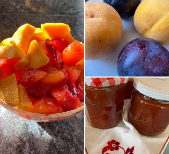 Melmelada de fruites variades